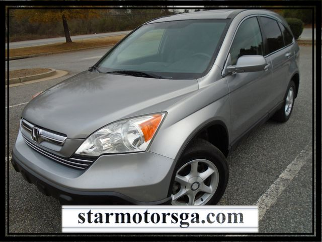 2007 Honda CR-V EX-L WITH DVD