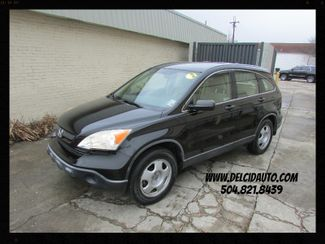 2007 Honda CR-V LX, Low Miles! Gas Saver! Clean CarFax! in New Orleans Louisiana, 70119