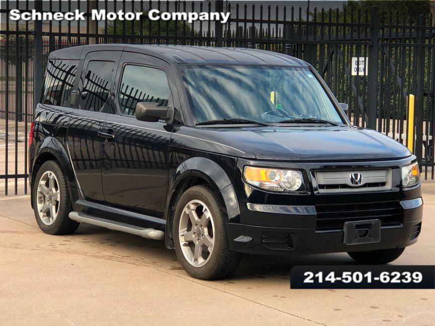 U003c 2007 Honda Element SC In Plano TX, ...