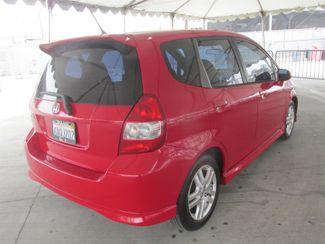 2007 Honda Fit Sport Gardena, California 2