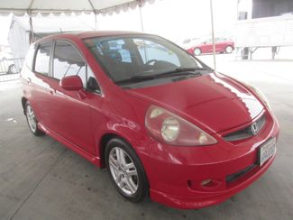 2007 Honda Fit Sport Gardena, California 3