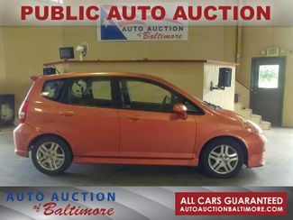 2007 Honda Fit Sport | JOPPA, MD | Auto Auction of Baltimore  in Joppa MD