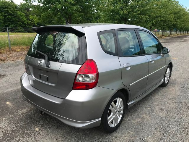 2007 Honda Fit Sport Ravenna, Ohio 3