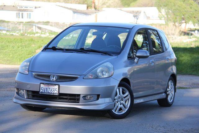 2007 Honda Fit Sport Santa Clarita, CA 4