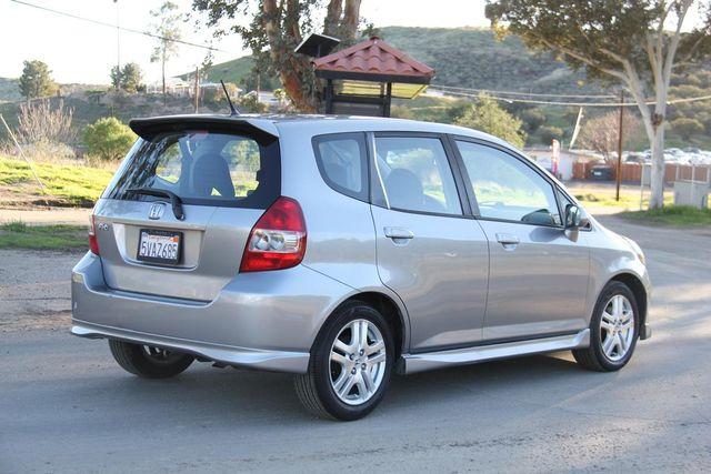 2007 Honda Fit Sport Santa Clarita, CA 6
