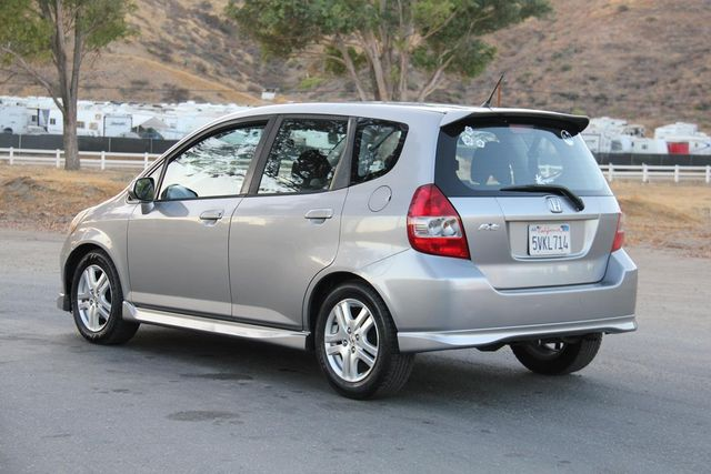 2007 Honda Fit Sport Santa Clarita, CA 5