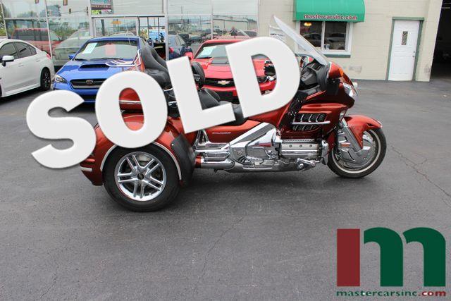 2007 Honda Gold Wing® Trike Premium Audio   Granite City, Illinois   MasterCars Company Inc. in Granite City Illinois
