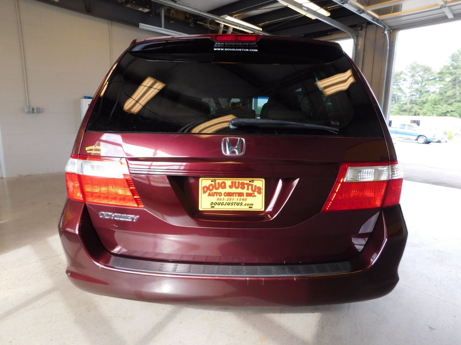 ... 2007 Honda Odyssey EX-L city TN Doug Justus Auto Center Inc in Airport  Motor ...