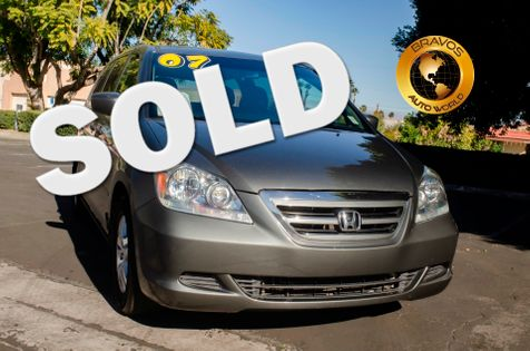 2007 Honda Odyssey EX-L in cathedral city