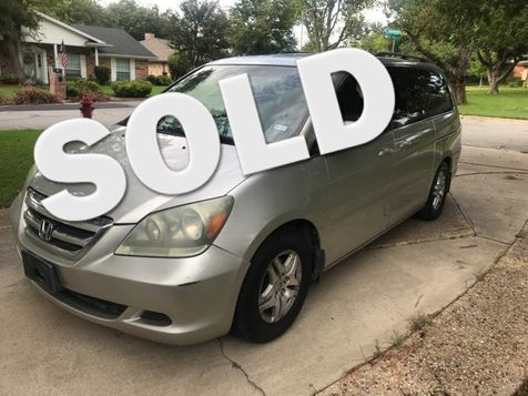 2007 Honda Odyssey EX-L Excellent Condition DVD Electric Doors Sunroo | Ft. Worth, TX | Auto World Sales in Ft. Worth, TX
