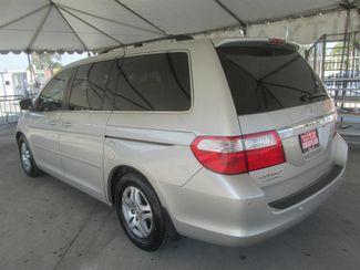 2007 Honda Odyssey Touring Gardena, California 1