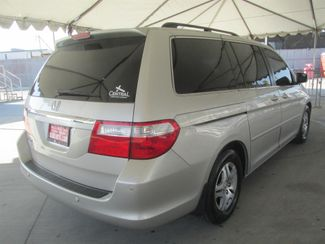 2007 Honda Odyssey Touring Gardena, California 2
