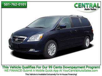 2007 Honda Odyssey EX | Hot Springs, AR | Central Auto Sales in Hot Springs AR