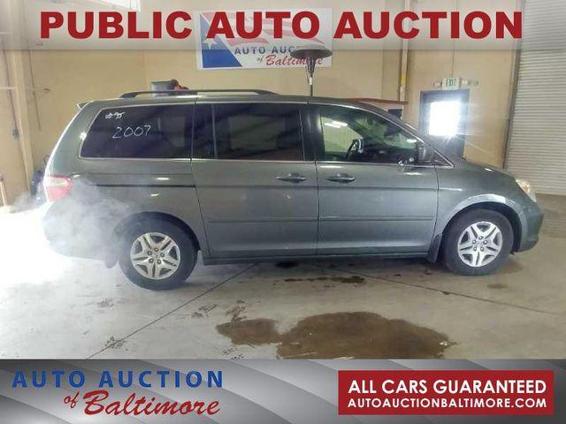 2007 Honda Odyssey EX-L | JOPPA, MD | Auto Auction of Baltimore  in Joppa MD