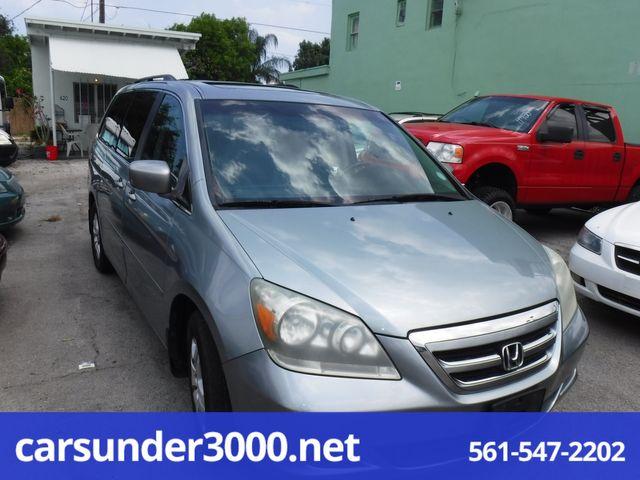 2007 Honda Odyssey EX-L Lake Worth , Florida