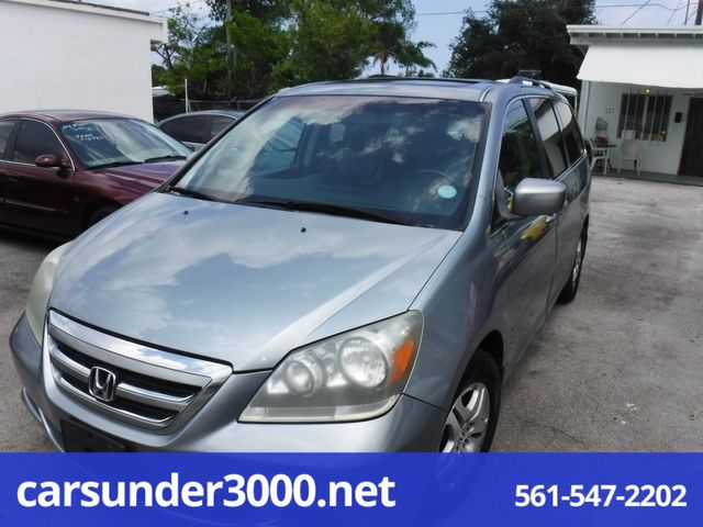 2007 Honda Odyssey EX-L Lake Worth , Florida 1