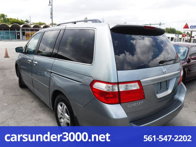 2007 Honda Odyssey EX-L Lake Worth , Florida 2
