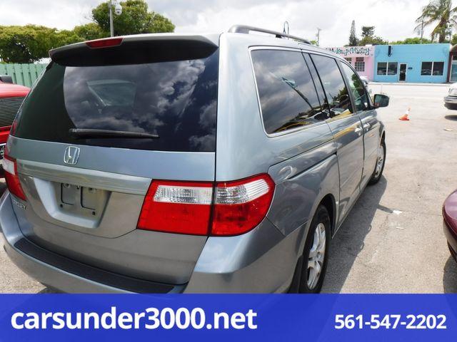 2007 Honda Odyssey EX-L Lake Worth , Florida 3