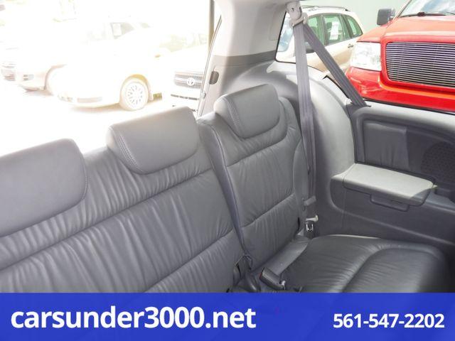 2007 Honda Odyssey EX-L Lake Worth , Florida 11