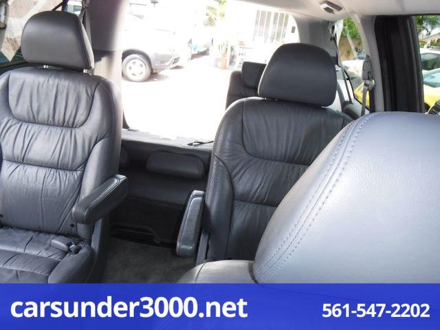 2007 Honda Odyssey EX-L Lake Worth , Florida 10