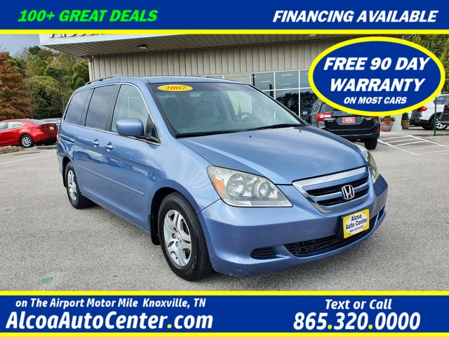 2007 Honda Odyssey EX-L w/Leather/Sunroof