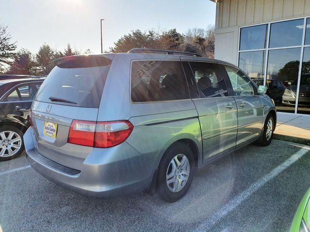 2007 Honda Odyssey EX-L w/Leather/Sunroof in Louisville, TN 37777