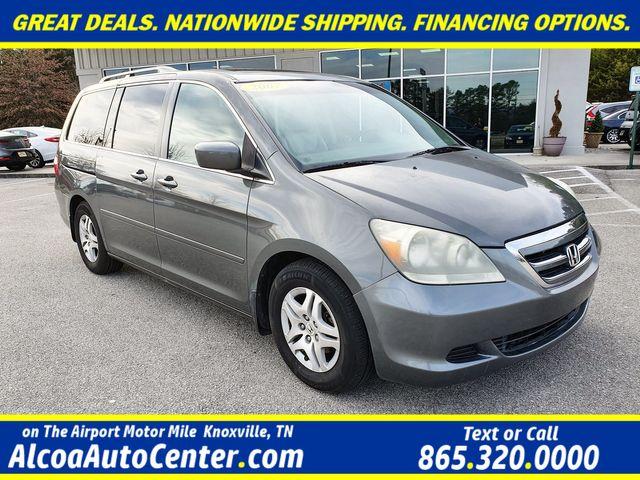 2007 Honda Odyssey EX-L w/DVD/Navigation
