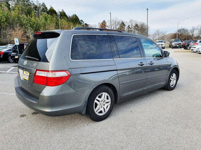 2007 Honda Odyssey EX-L w/Leather/DVD/Navigation in Louisville, TN 37777