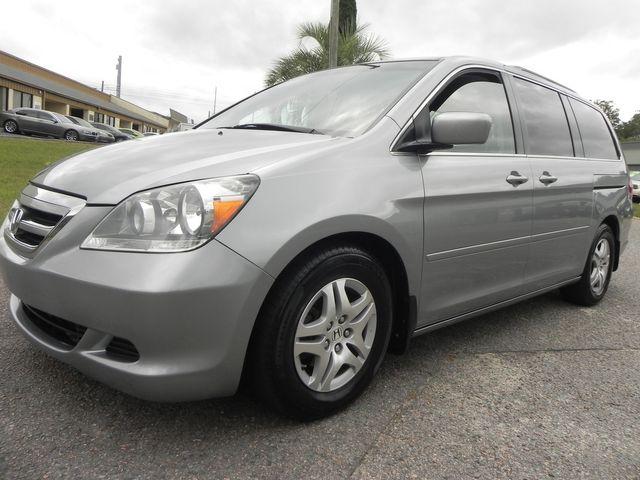 2007 Honda Odyssey EX-L w/ Rear Entertainment
