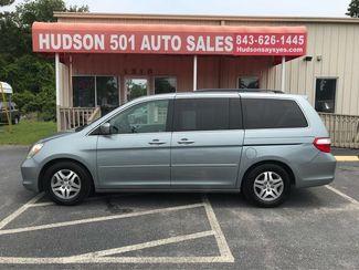 2007 Honda Odyssey EX-L | Myrtle Beach, South Carolina | Hudson Auto Sales in Myrtle Beach South Carolina