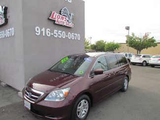 2007 Honda Odyssey EX-L in Sacramento CA, 95825