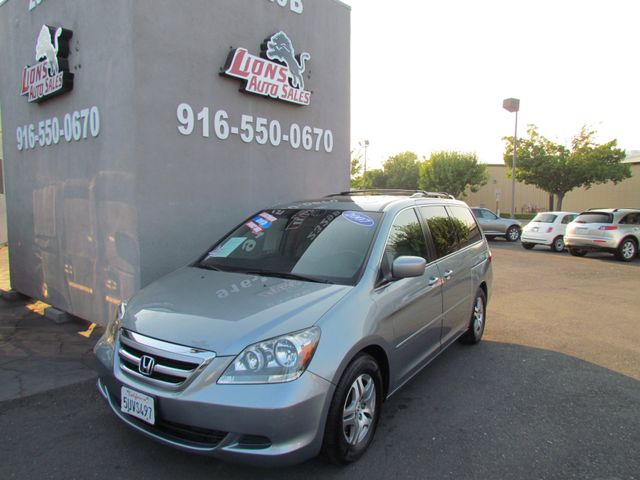 2007 Honda Odyssey EX-L Navigation / Camera in Sacramento CA, 95825