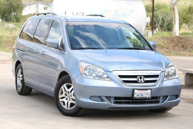 2007 Honda Odyssey EX Santa Clarita, CA 3