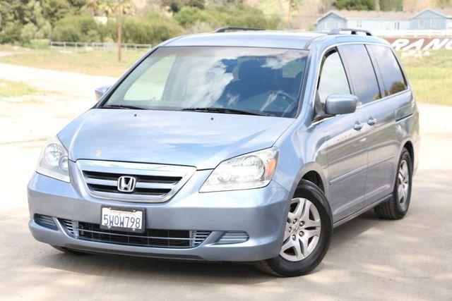 2007 Honda Odyssey EX Santa Clarita, CA 4