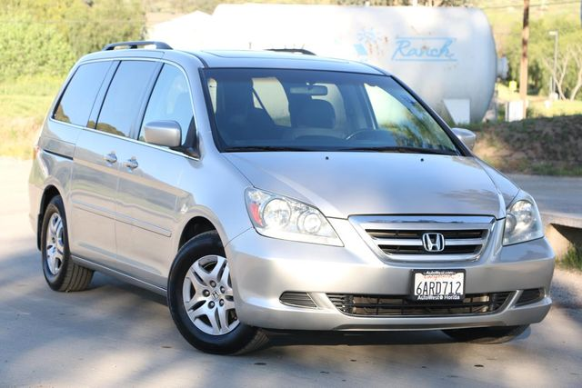 2007 Honda Odyssey EX-L Santa Clarita, CA 3