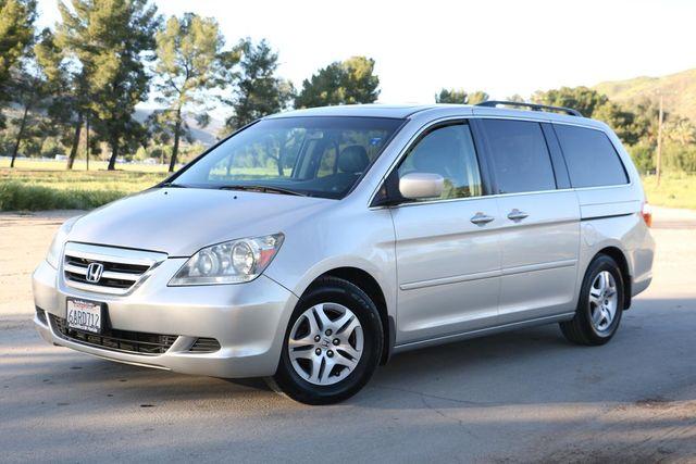 2007 Honda Odyssey EX-L Santa Clarita, CA 1