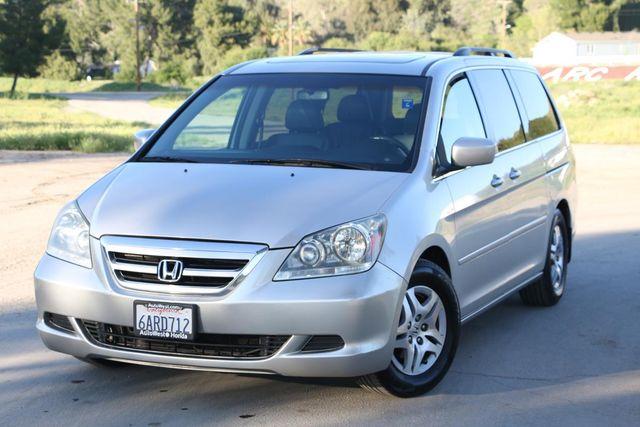 2007 Honda Odyssey EX-L Santa Clarita, CA 4
