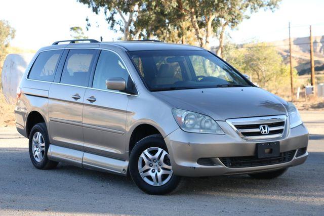 2007 Honda Odyssey EX WHEELCHAIR MOBILITY VAN Santa Clarita, CA 3