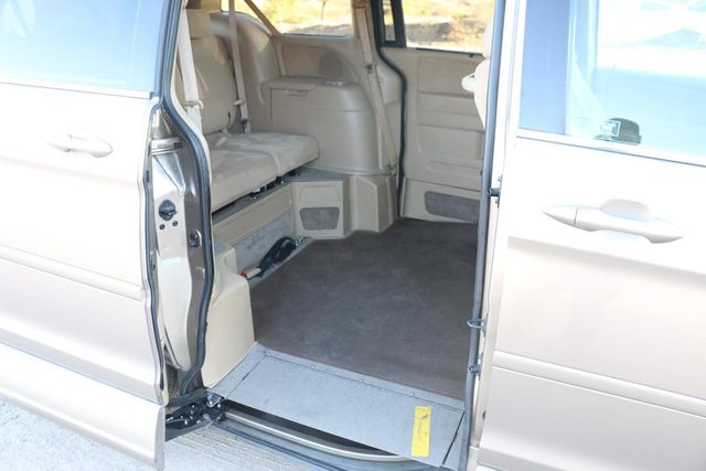 2007 Honda Odyssey EX WHEELCHAIR MOBILITY VAN Santa Clarita, CA 14