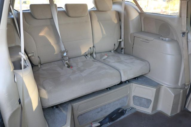 2007 Honda Odyssey EX WHEELCHAIR MOBILITY VAN Santa Clarita, CA 15