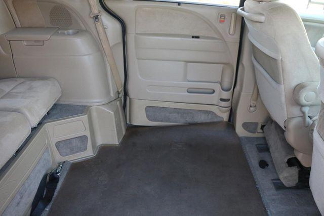 2007 Honda Odyssey EX WHEELCHAIR MOBILITY VAN Santa Clarita, CA 16