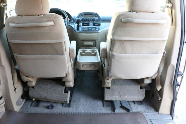 2007 Honda Odyssey EX WHEELCHAIR MOBILITY VAN Santa Clarita, CA 18