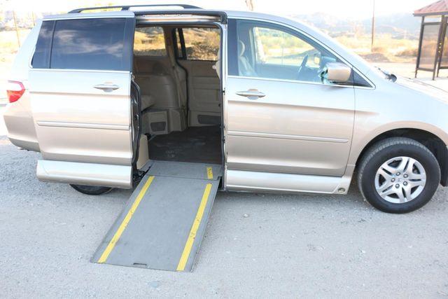2007 Honda Odyssey EX WHEELCHAIR MOBILITY VAN Santa Clarita, CA 17
