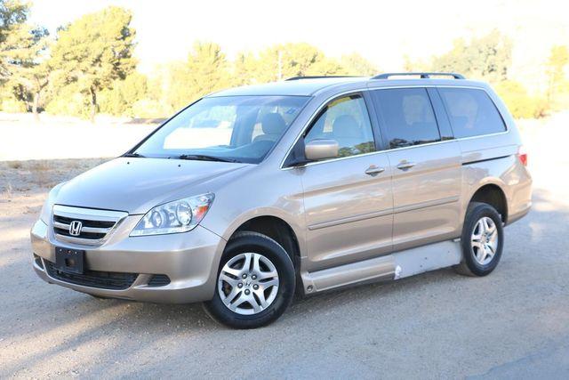 2007 Honda Odyssey EX WHEELCHAIR MOBILITY VAN Santa Clarita, CA 1