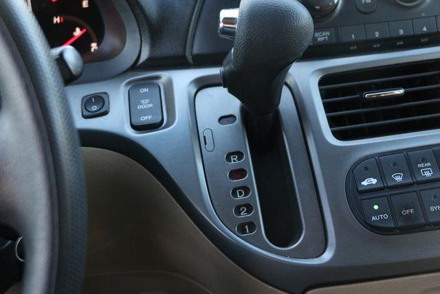 2007 Honda Odyssey EX WHEELCHAIR MOBILITY VAN Santa Clarita, CA 27