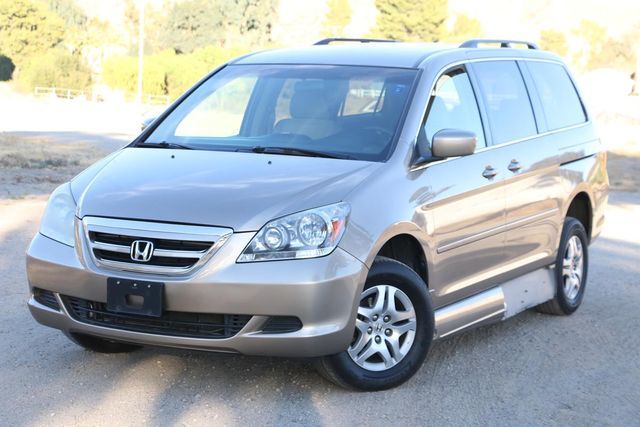 2007 Honda Odyssey EX WHEELCHAIR MOBILITY VAN Santa Clarita, CA 4
