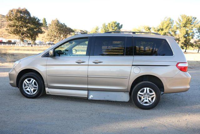 2007 Honda Odyssey EX WHEELCHAIR MOBILITY VAN Santa Clarita, CA 11