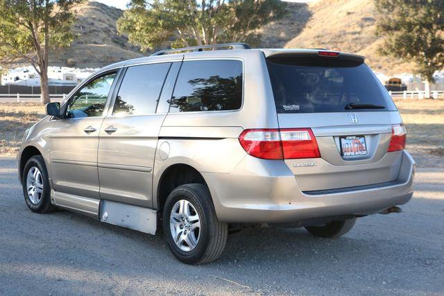 2007 Honda Odyssey EX WHEELCHAIR MOBILITY VAN Santa Clarita, CA 5