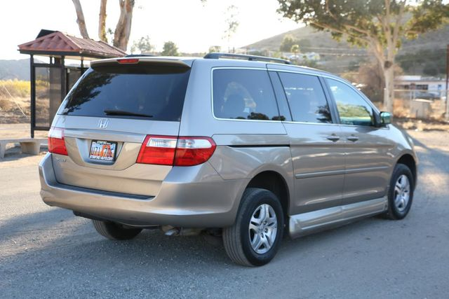 2007 Honda Odyssey EX WHEELCHAIR MOBILITY VAN Santa Clarita, CA 6
