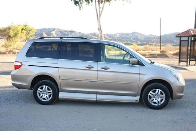 2007 Honda Odyssey EX WHEELCHAIR MOBILITY VAN Santa Clarita, CA 12